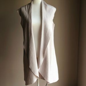 NWT Anthropologie / Moth Shawl Collar Vest